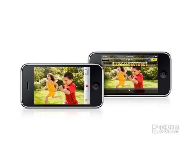 苹果iPhone3GS(联通版8GB)产品本身外观第3张