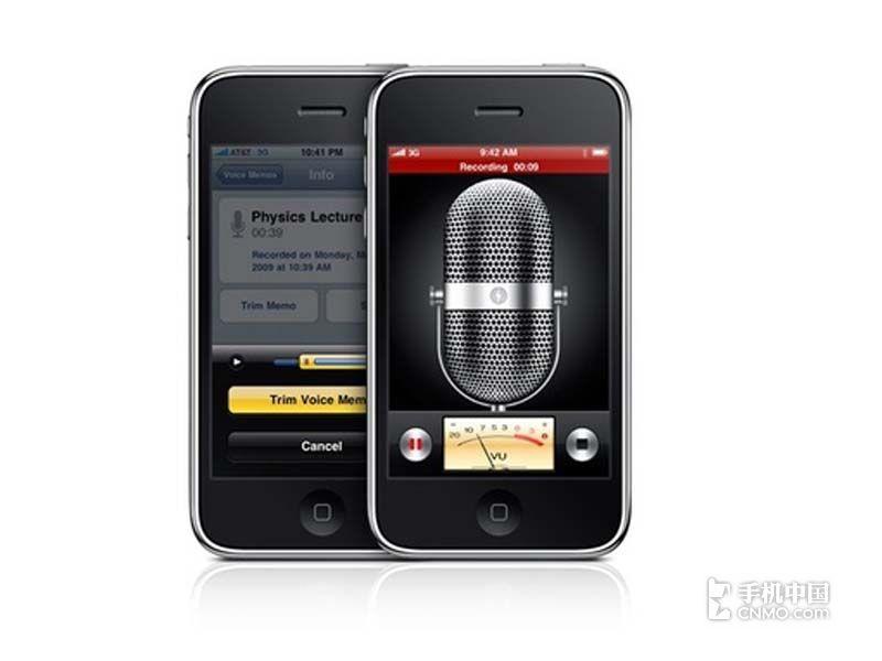 苹果iPhone3GS(8G)产品本身外观第3张