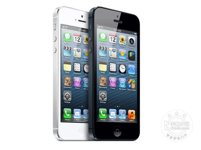 苹果iPhone5(64GB)产品本身外观第6张
