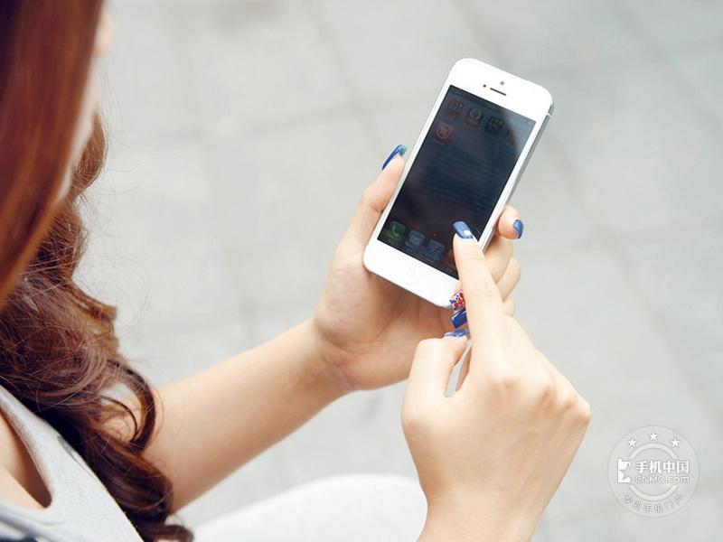 苹果iPhone5(16GB)时尚美图第4张