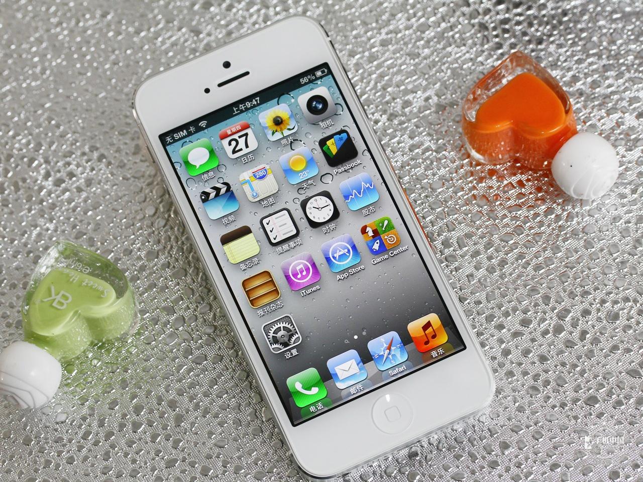 苹果iPhone5(64GB)整体外观第6张