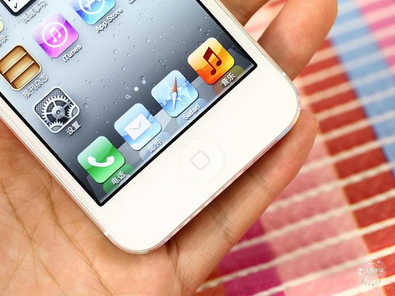 苹果iPhone5(16GB)机身细节第8张