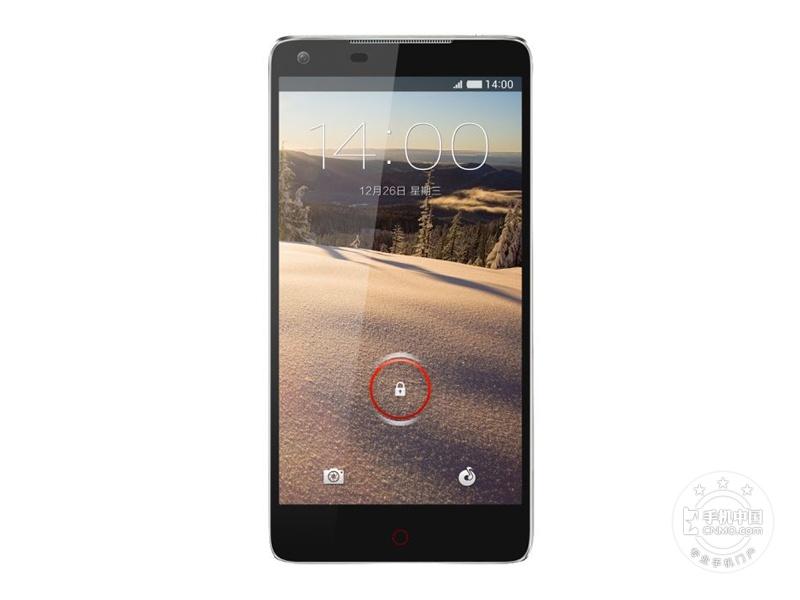 努比亚Z5(32GB)产品本身外观第1张