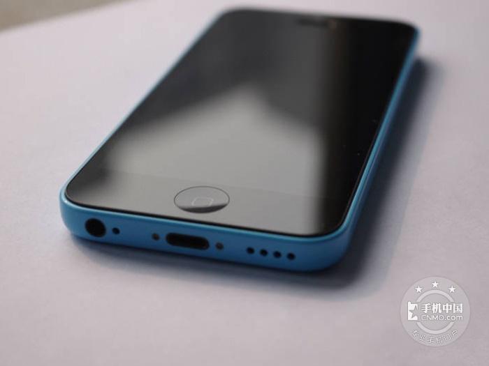 苹果iPhone5c(16GB)整体外观第7张