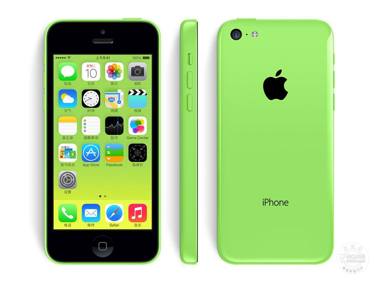 苹果iPhone5c(16GB)产品本身外观第4张