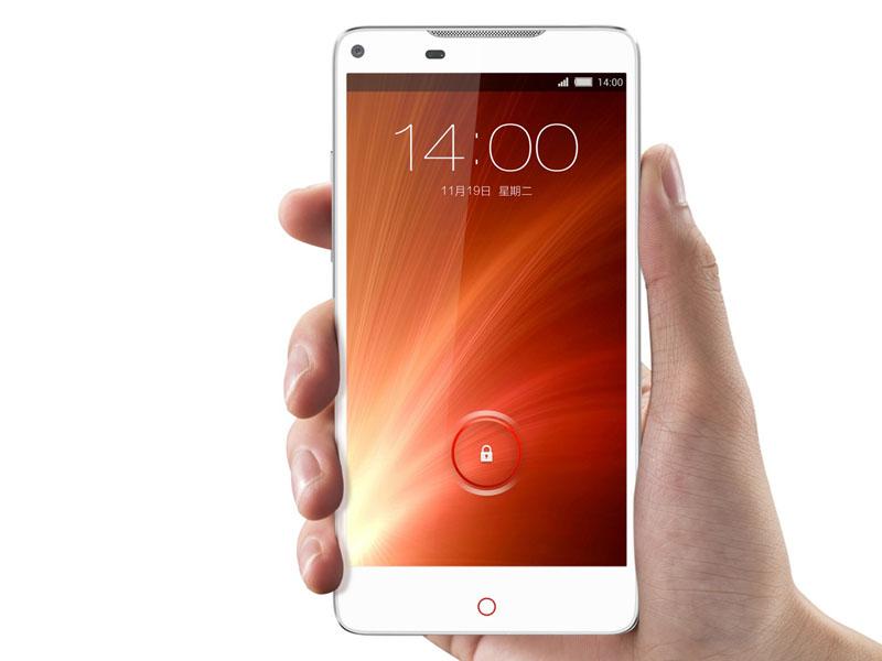 努比亚Z5Sn(32GB)产品本身外观第6张