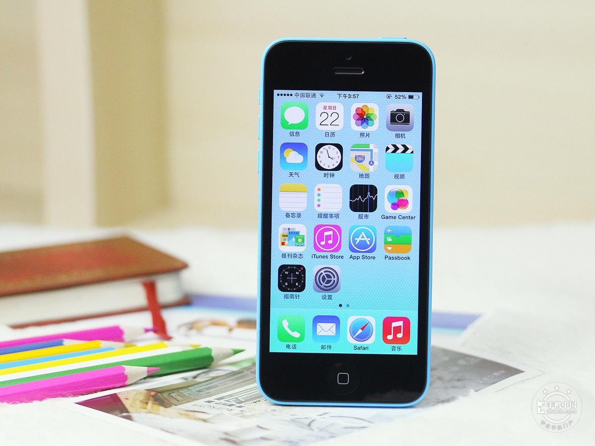 苹果iPhone5c(8GB)整体外观第1张
