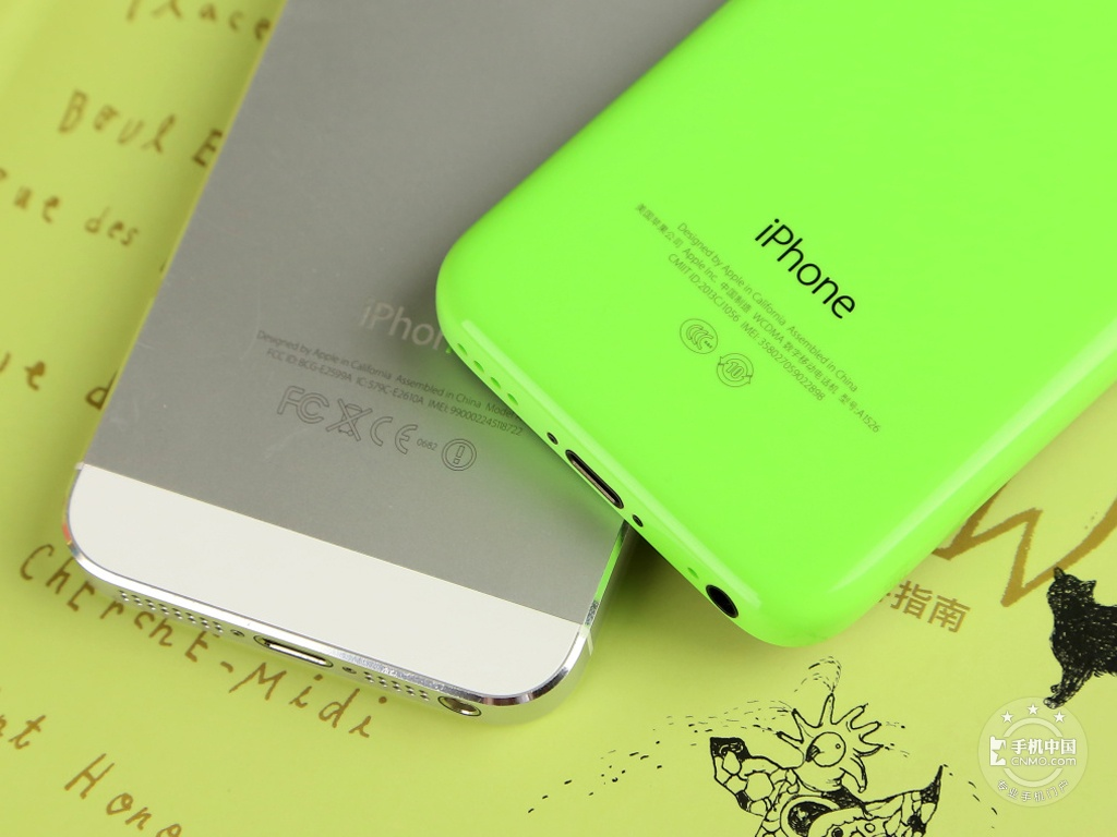 苹果iPhone5(16GB)产品对比第5张
