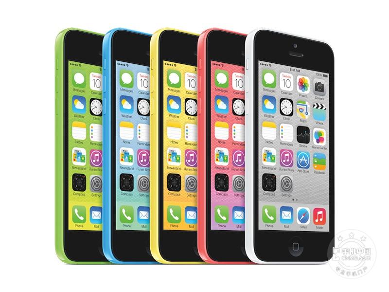 苹果iPhone5c(8GB)产品本身外观第4张