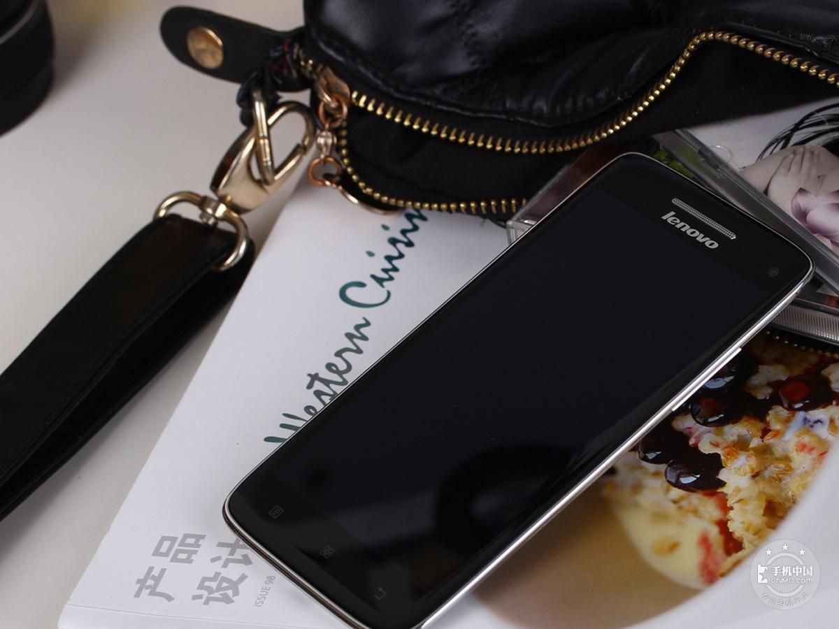 联想S968T(VIBEX移动版)整体外观第3张