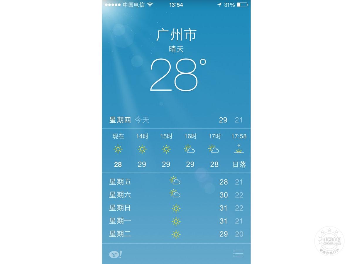 苹果iPhone5s(16GB)手机功能界面第4张