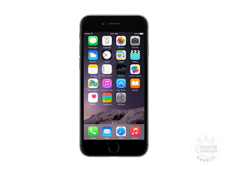 苹果iPhone6Plus(128GB)产品本身外观第1张