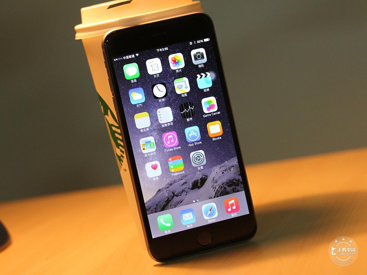 苹果iPhone6Plus(16GB)整体外观第4张