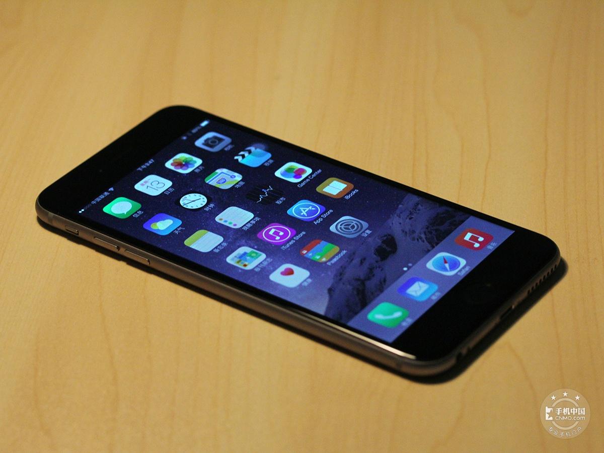 苹果iPhone6Plus(128GB)整体外观第1张