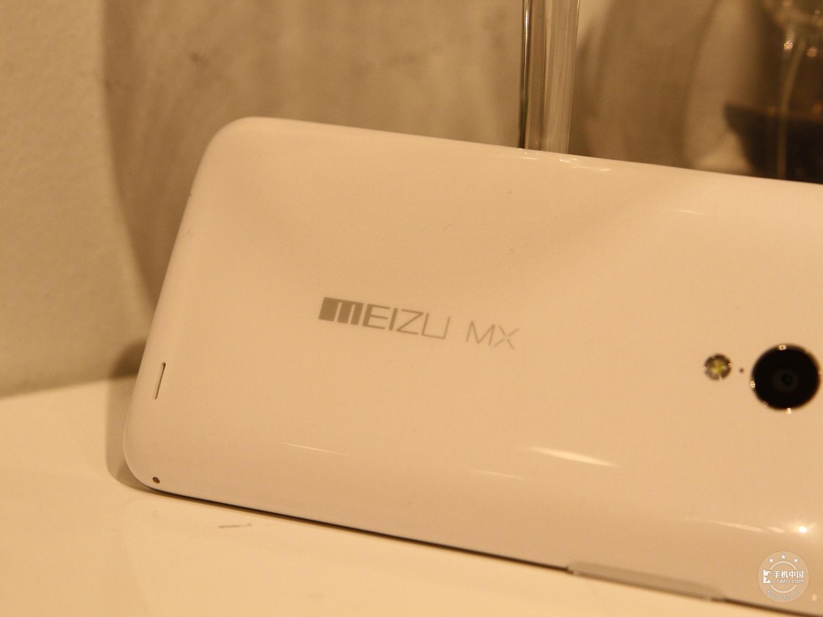 魅族MX3(16GB/TD版)机身细节第8张