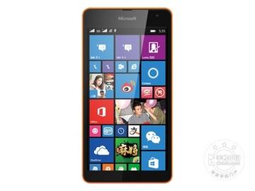 微软Lumia 535橙色