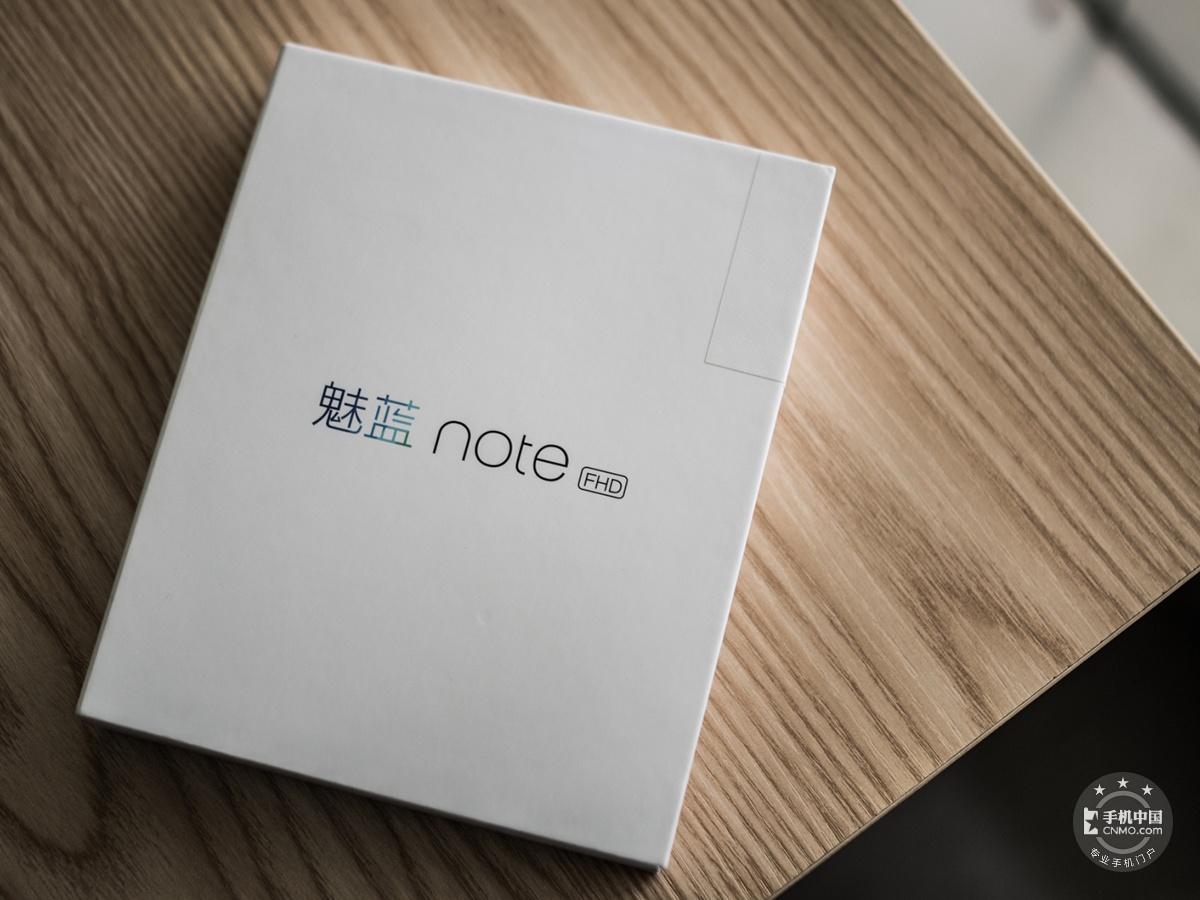 魅蓝note(移动4G/16GB)整体外观第3张