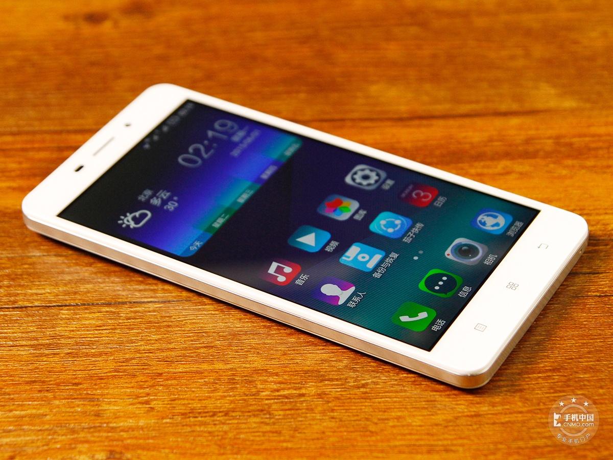 联想黄金斗士S8畅玩版(移动4G/8GB)整体外观第6张