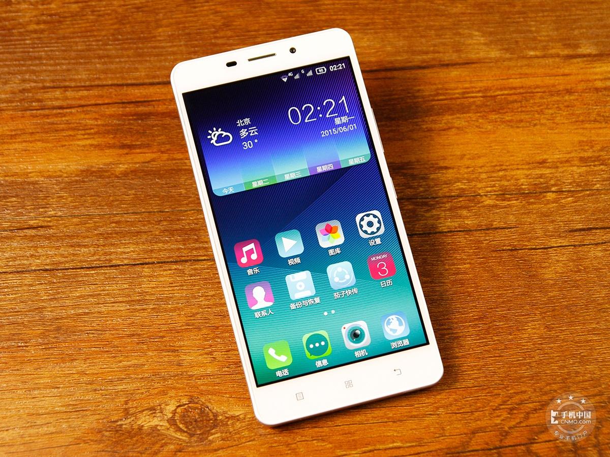 联想黄金斗士S8畅玩版(移动4G/8GB)整体外观第1张