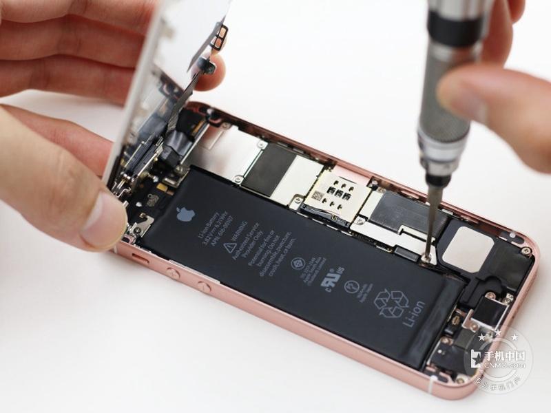 苹果iPhoneSE(全网通/16GB)拆机图赏第5张