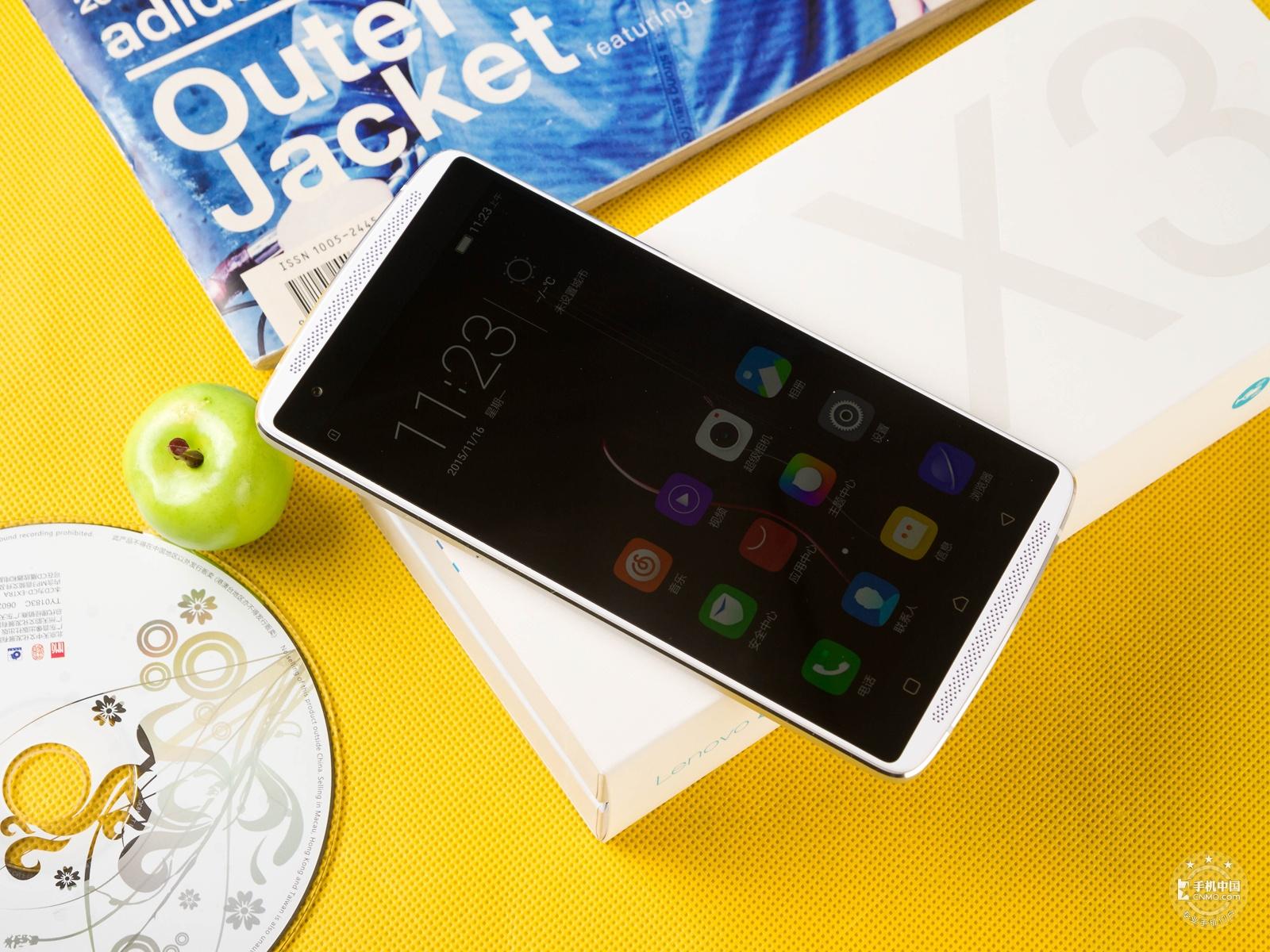 联想乐檬X3(双4G)整体外观第5张