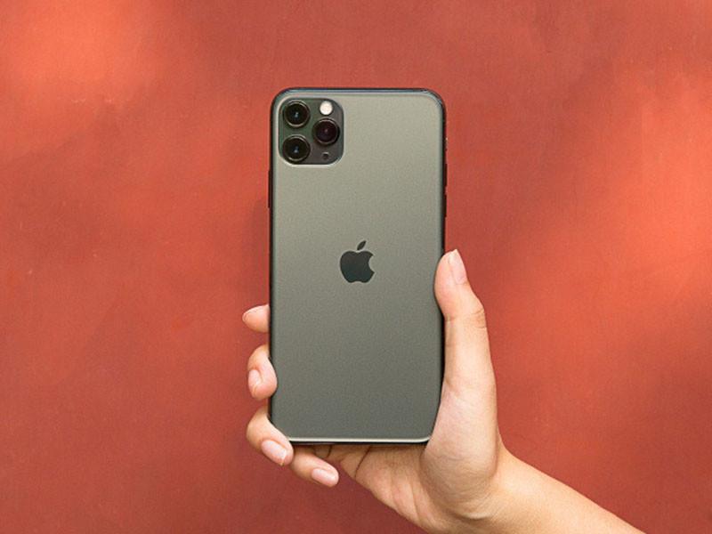 苹果iPhone11ProMax(512GB)整体外观第4张