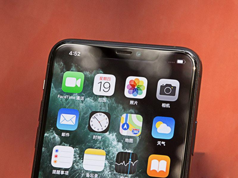 苹果iPhone11ProMax(256GB)机身细节第1张