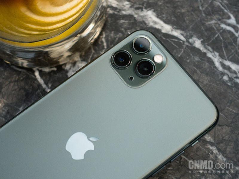 苹果iPhone11ProMax(512GB)机身细节第3张