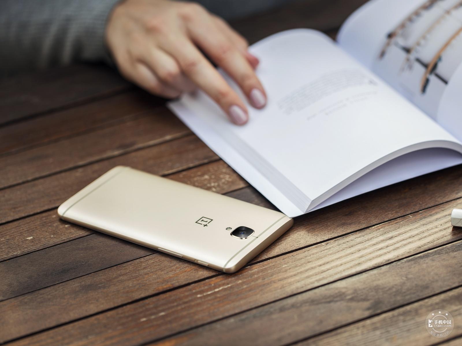一加手机3T(64GB)时尚美图第4张