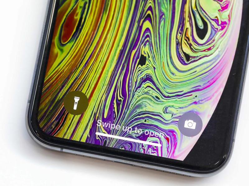 苹果iPhoneXS(512GB)机身细节第5张