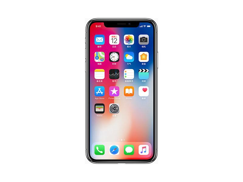 苹果iPhoneX(256GB)产品本身外观第4张