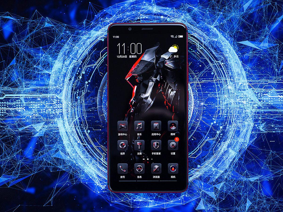 努比亚红魔Mars电竞手机(128GB)整体外观第3张