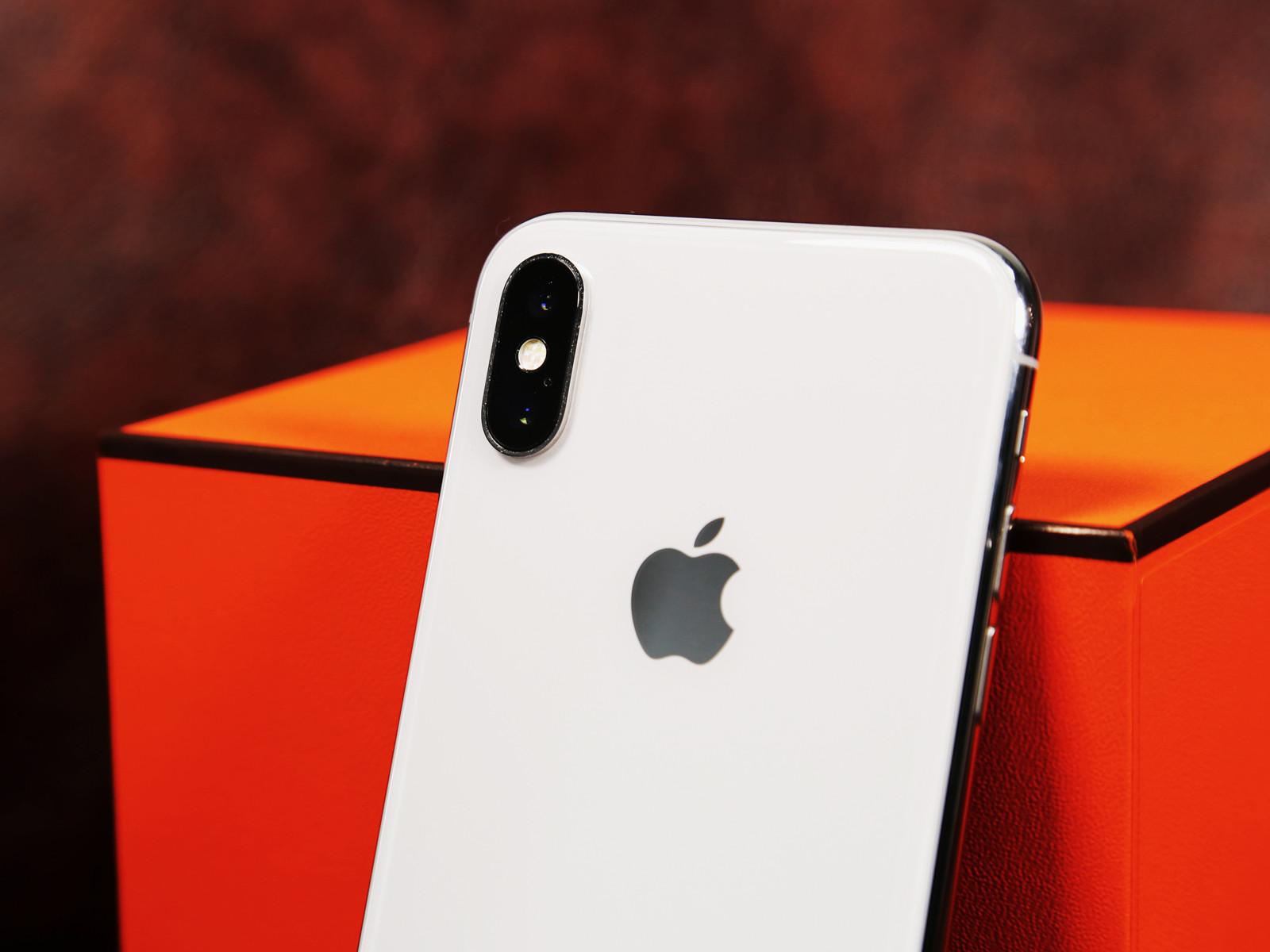 苹果iPhoneX(256GB)机身细节第3张