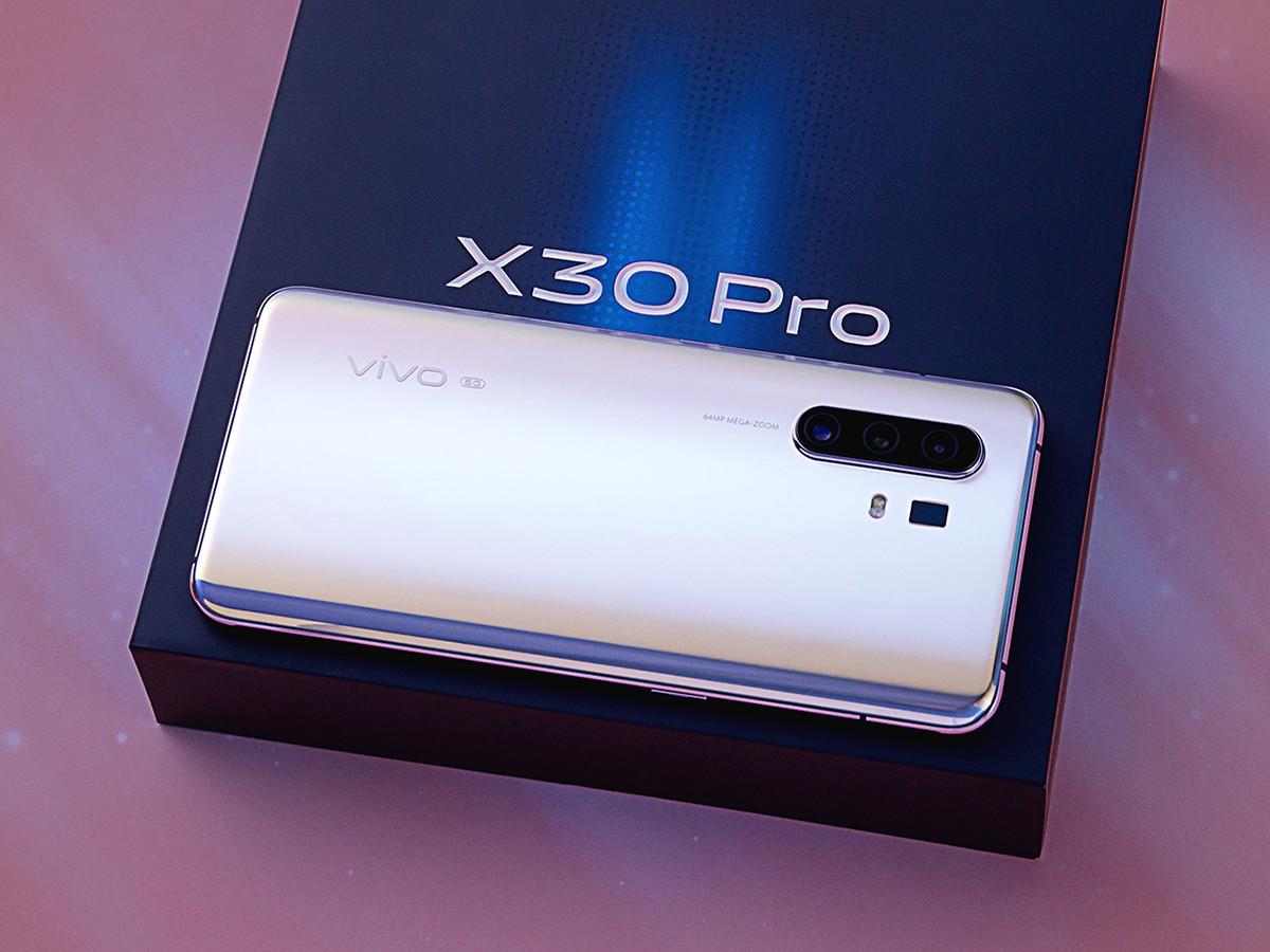 vivoX30Pro5G版(8+256GB)整体外观第3张