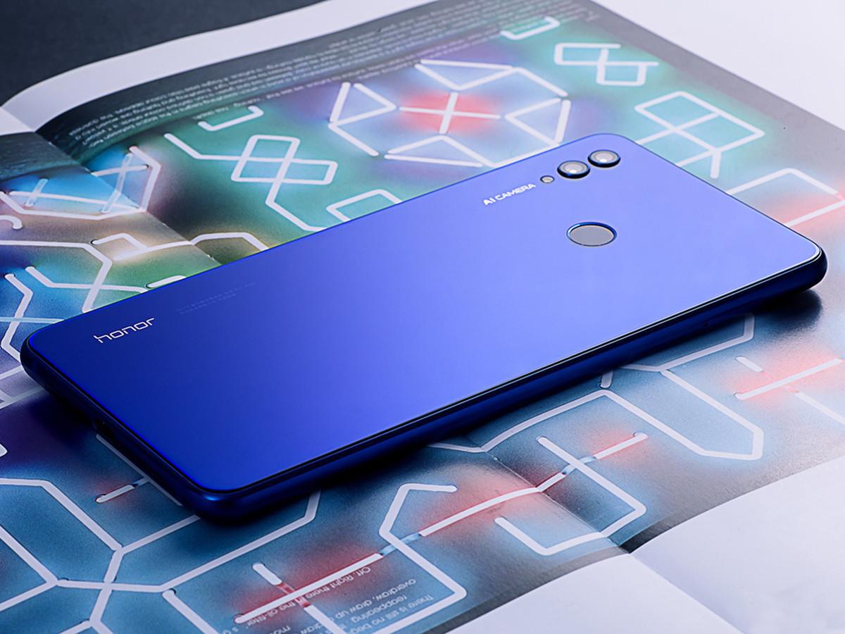 荣耀Note10(8+128GB)整体外观第8张