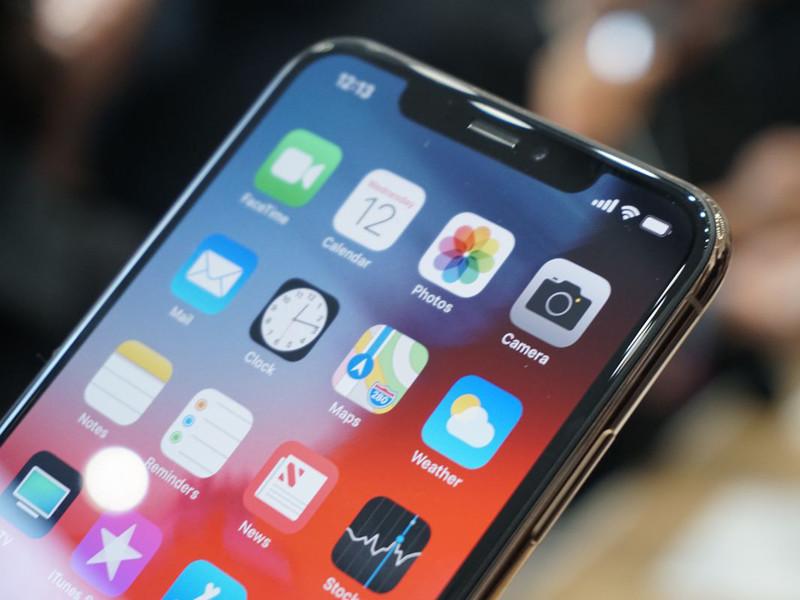 苹果iPhoneXS(512GB)机身细节第4张