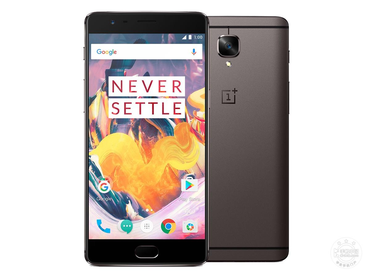 一加手机3T(64GB)产品本身外观第7张