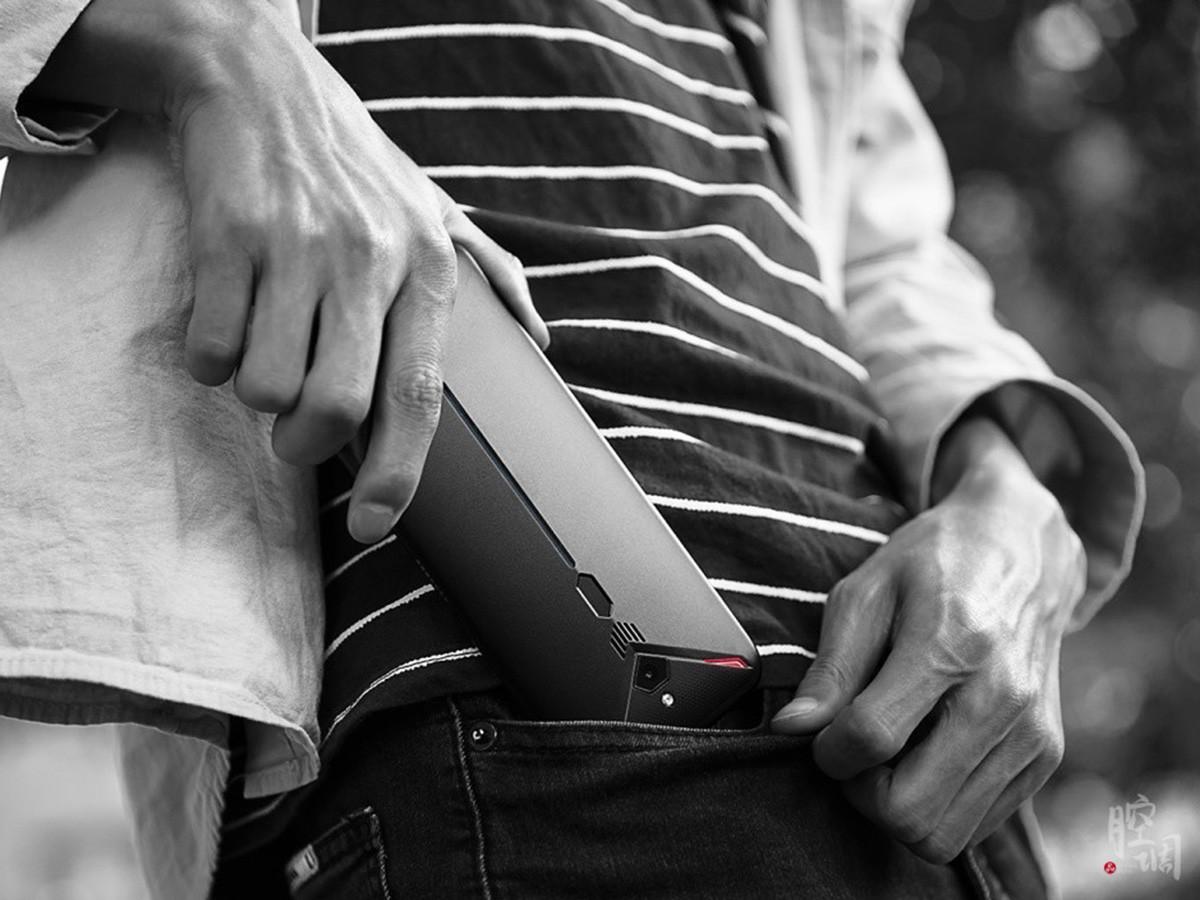 努比亚红魔3电竞手机(12+256GB)时尚美图第1张