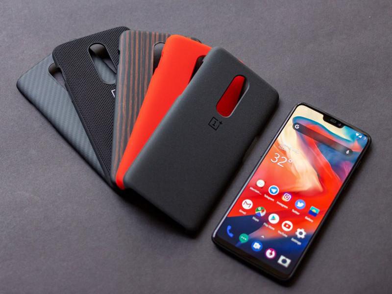 一加手机6(128GB)产品对比第8张