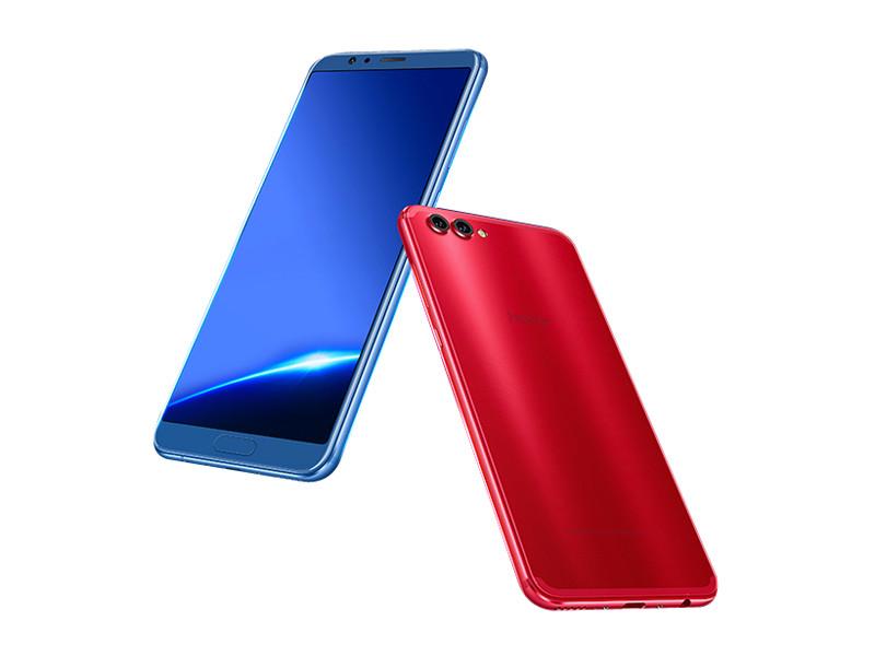 荣耀V10(6+128GB)产品本身外观第4张