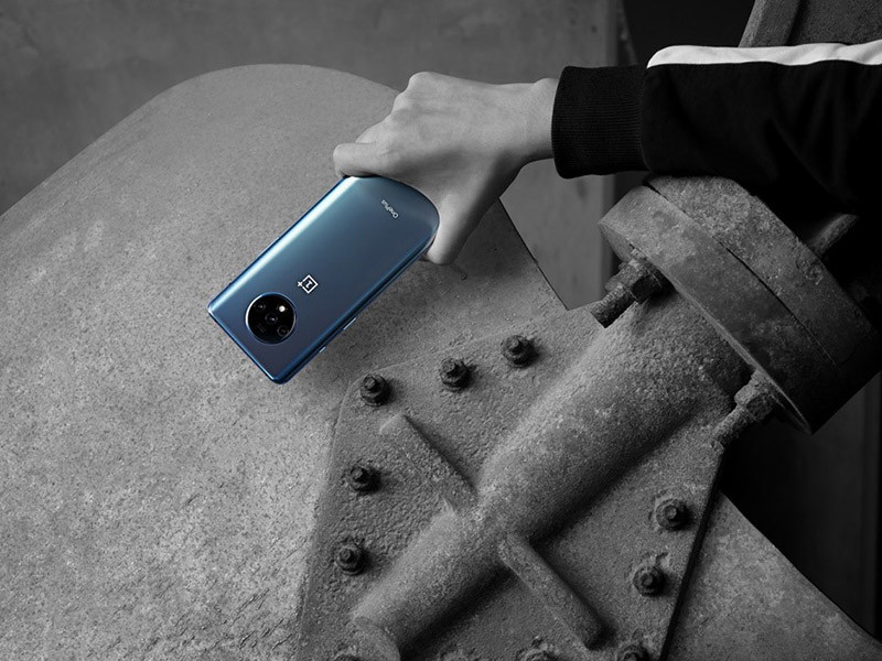 一加手机7T(8+256GB)时尚美图第8张