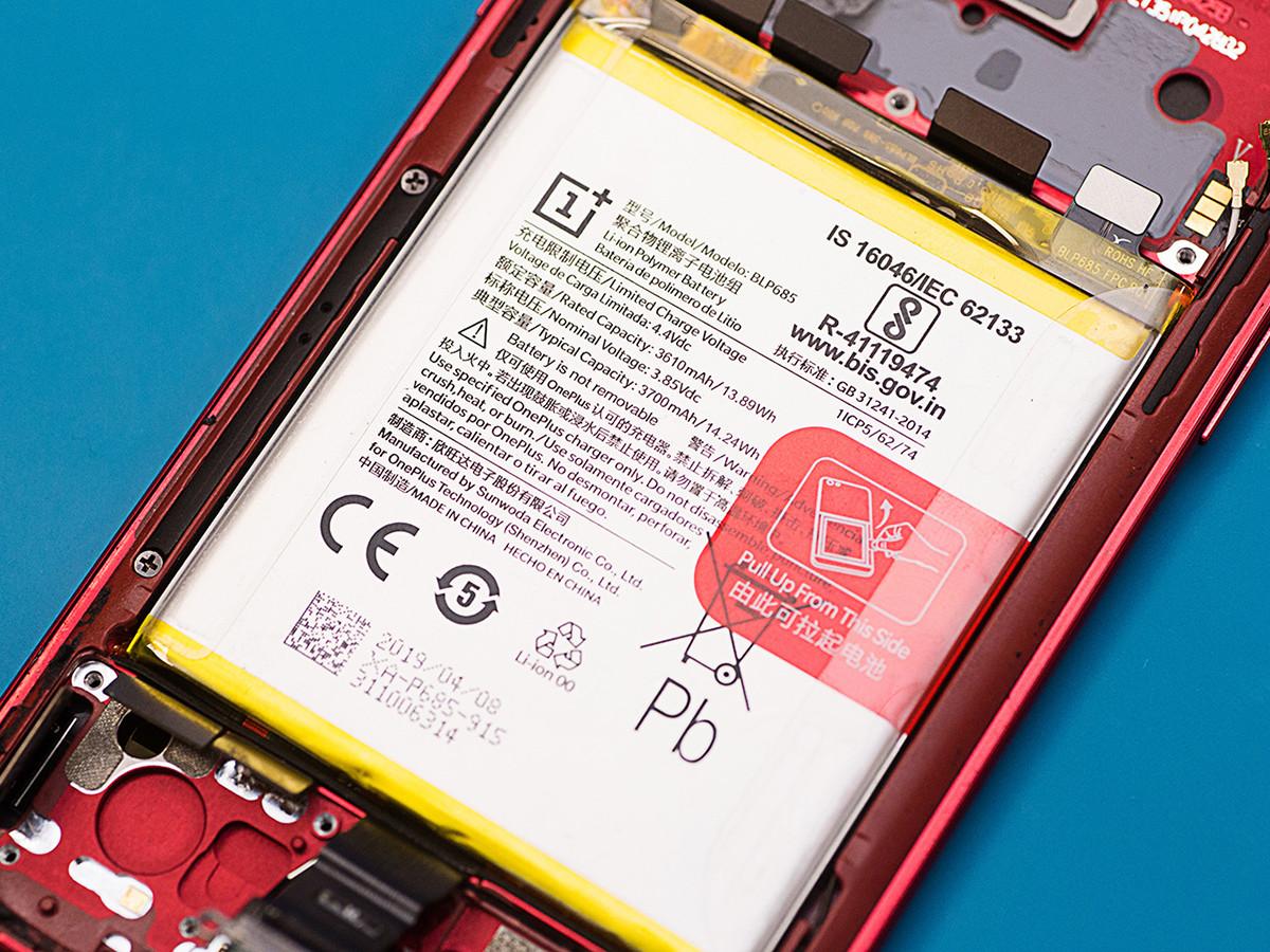 一加手机7(12+256GB)拆机图赏第3张