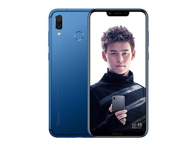 荣耀Play(4+64GB)产品本身外观第2张