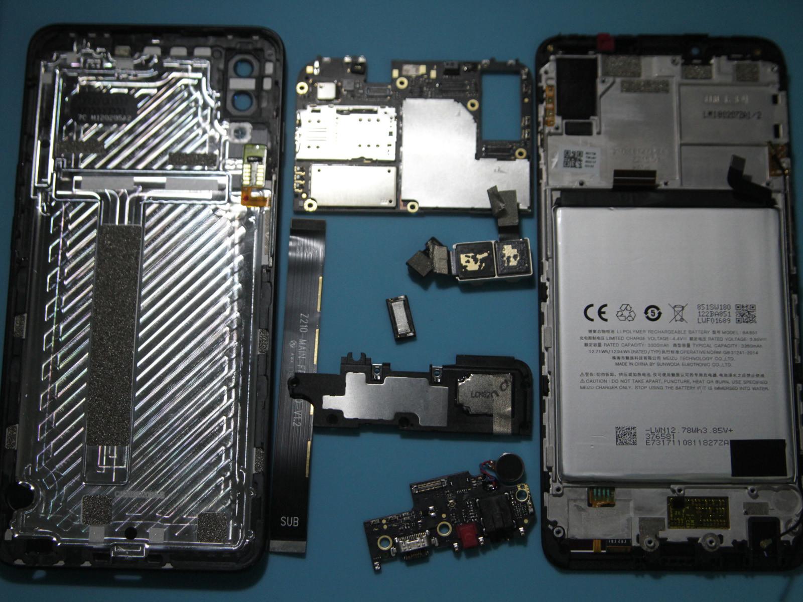 魅蓝E3(128GB)拆机图赏第1张