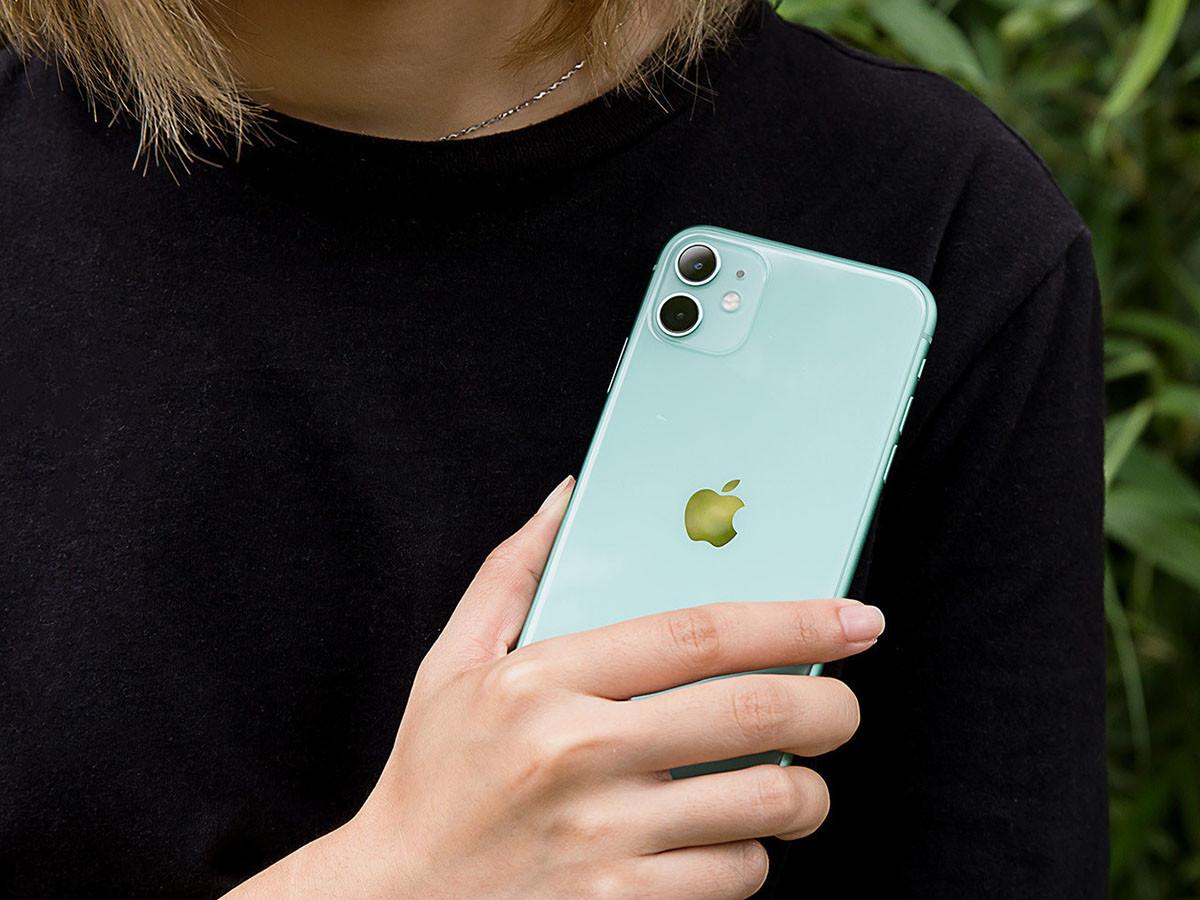 苹果iPhone11(128GB)整体外观第2张