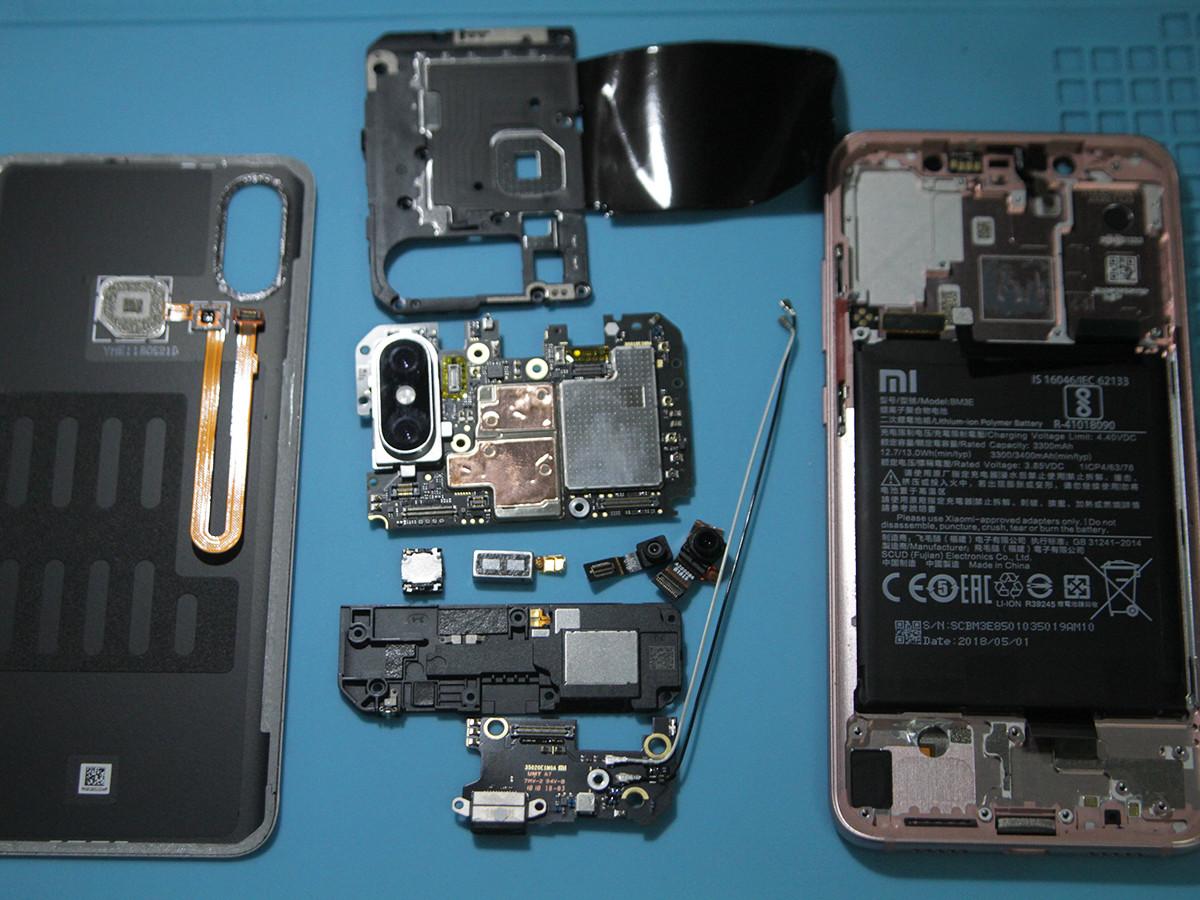 小米8(64GB)拆机图赏第4张