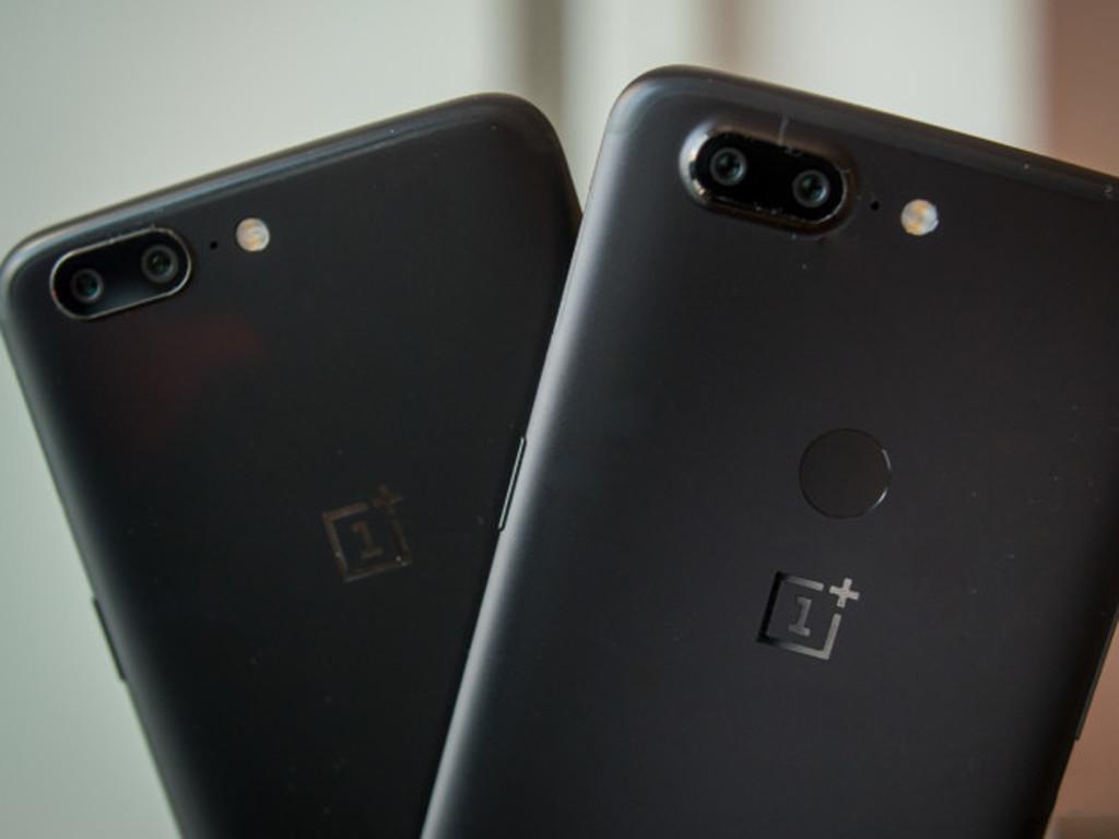 一加手机5T(64GB)产品对比第2张