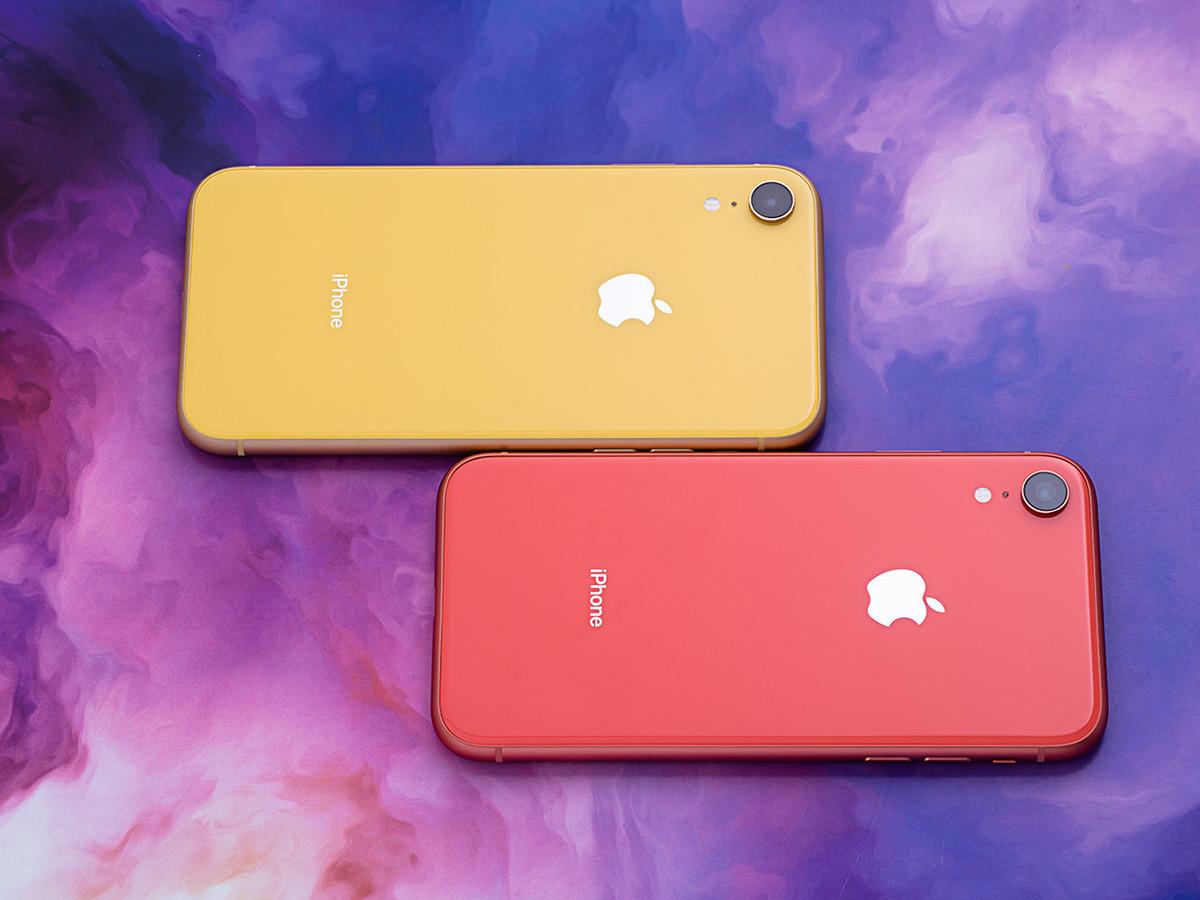 苹果iPhoneXR(128GB)产品对比第2张