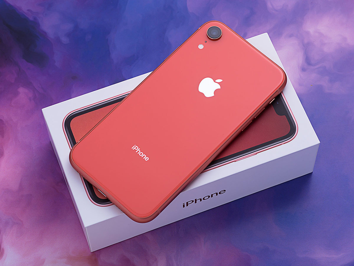 苹果iPhoneXR(256GB)整体外观第6张