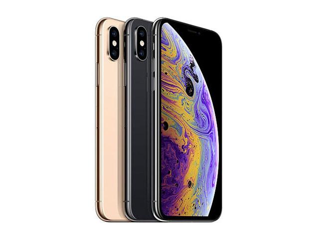 苹果iPhoneXS(256GB)产品本身外观第5张